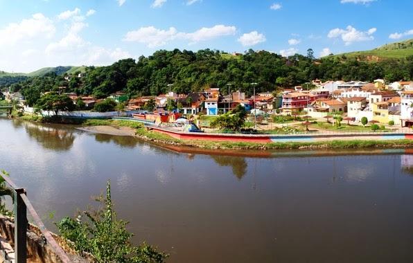 Parque Estadual da Laguna de Jansen en Sao Luís, Brasil