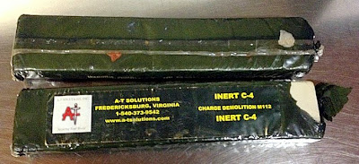 Two inert C4 demolition explosives were discovered in the carry-on bag of a passenger at Honolulu (HNL).