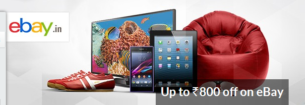 eBay: Ebay Rs 150 Off On Rs 500 Coupon