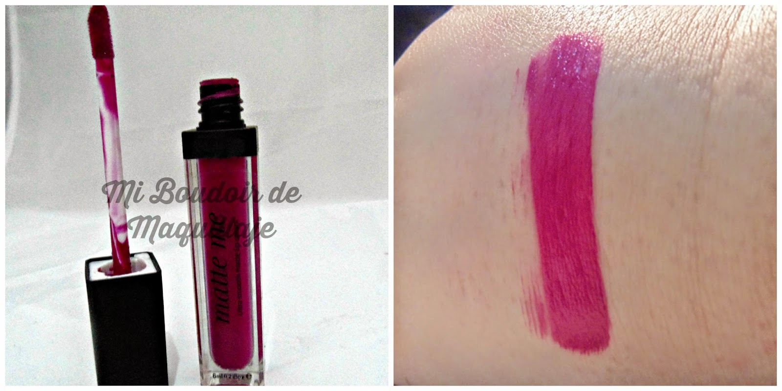 Labial Liquido de Sleek