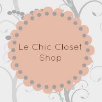 Shop Le Chic Closet