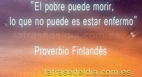 Proverbio finlandés