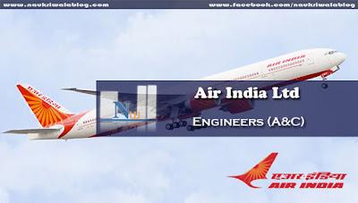 Engineers (A&C) Job 2015