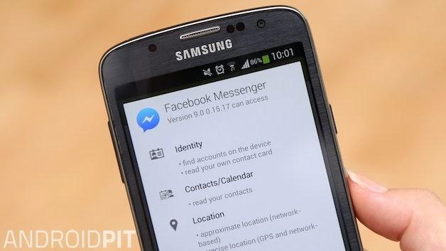 تسجيل الخروج من حساب Facebook Messenger دون إزالته لأجهزة أندرويد
