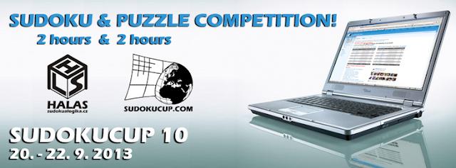 SudokuCup10 (Sudoku & Puzzle Competition)