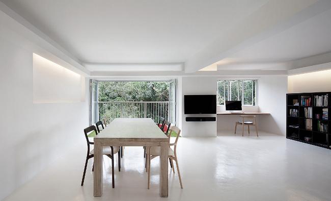 Lindo apartamento con decoraci n minimalista decoracion for Blog decoracion minimalista