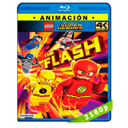 Lego DC Comics Super Heroes: Flash (2018) 4K UHD Audio Trial Latino-Ingles-Castellano