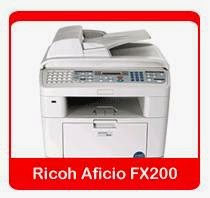 RICOH AFICIO FX16 DRIVER DOWNLOAD