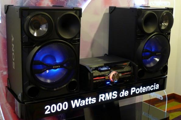 Equipo de sonido para eventos - Equipo musica casa ...