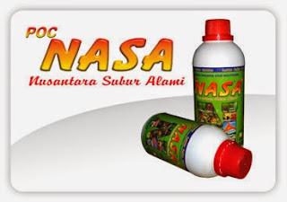 Pupuk Organik Cair NASA | POC NASA