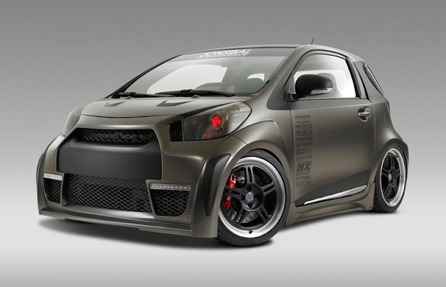 SEMA Scion iQ