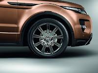 2014 Range Rover Evoque rims