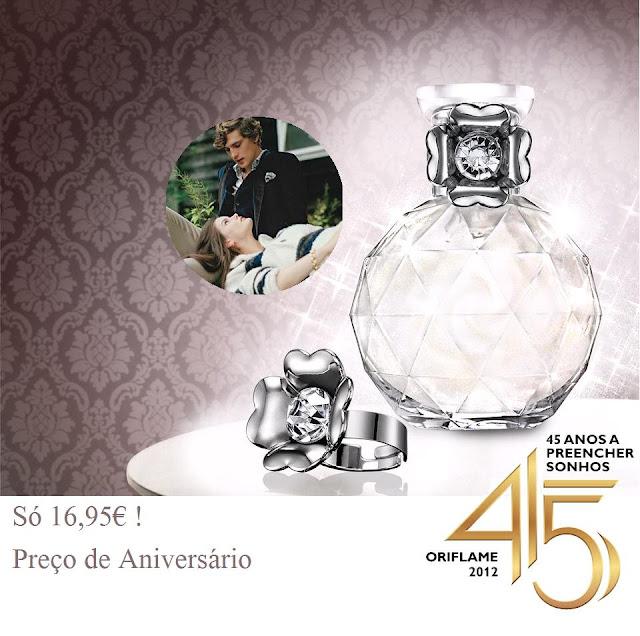 perfume oriflame precious moments