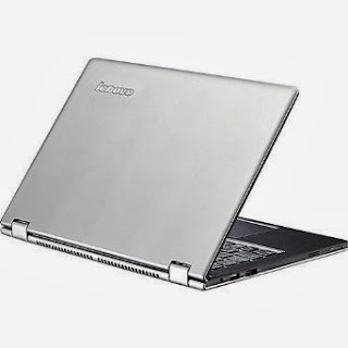 "The new Lenovo IdeaPad Yoga 11S with an Intel Core i5-4210Y ""Haswell"" processor"