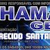 Aparecido Santana  estreiou com SUCESSO  no  CHAMADA GERAL na Rádio Educadora de Frei Paulo.