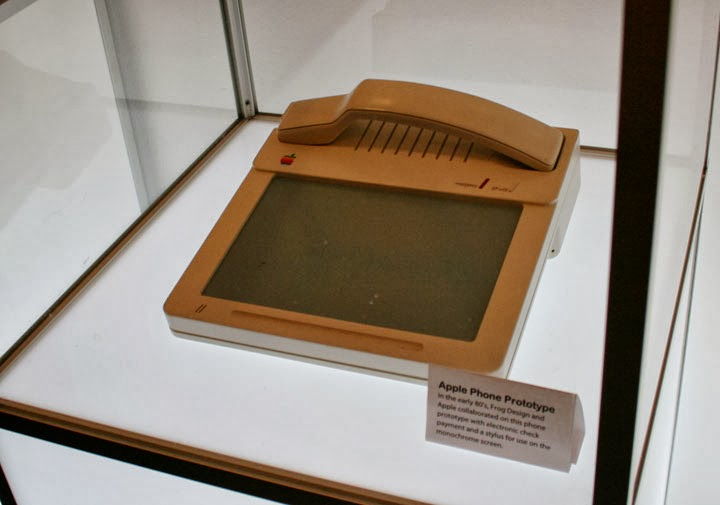 Apple IPhone Prototype From The 80s