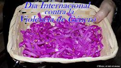 DÍA INT. VIOLENCIA DE GÉNERO