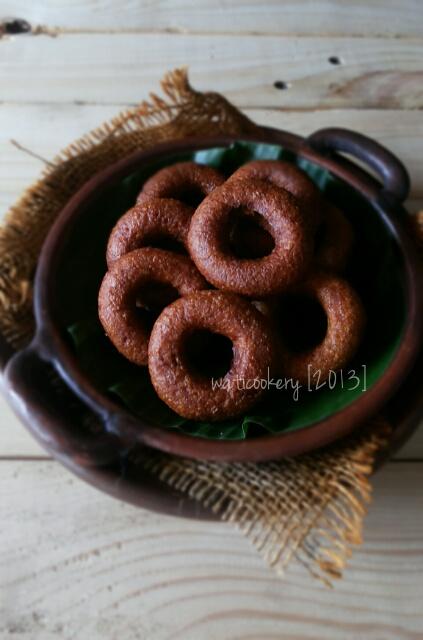 NCC Jajan Tradisional Indonesia Week: Kue Ali Agrem / Kue Cincin