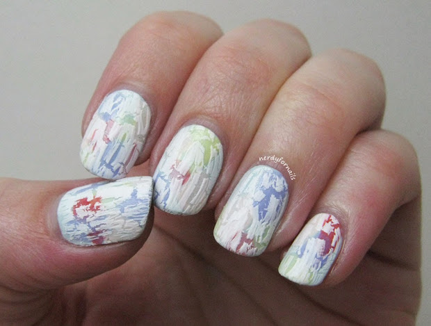 nerdy nails april 2014