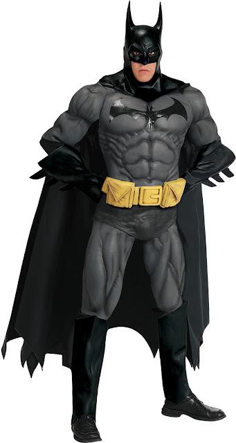 Joker Card Batman Suit
