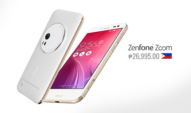 ASUS ZenFone Zoom Launched In Cebu Philippines With