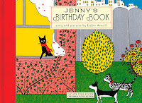 cover of Jenny's Birthday Book