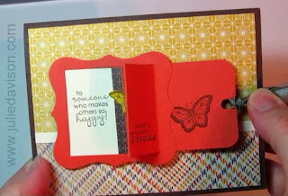 http://juliedavison.blogspot.com/2013/09/video-peek-boo-message-card-tutorial.html