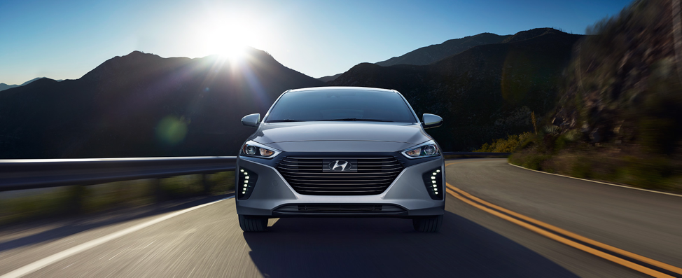 Larry H Miller Hyundai Albuquerque Better Means Ioniq