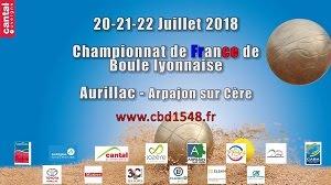 Prochain direct : France Quadrettes et Triples