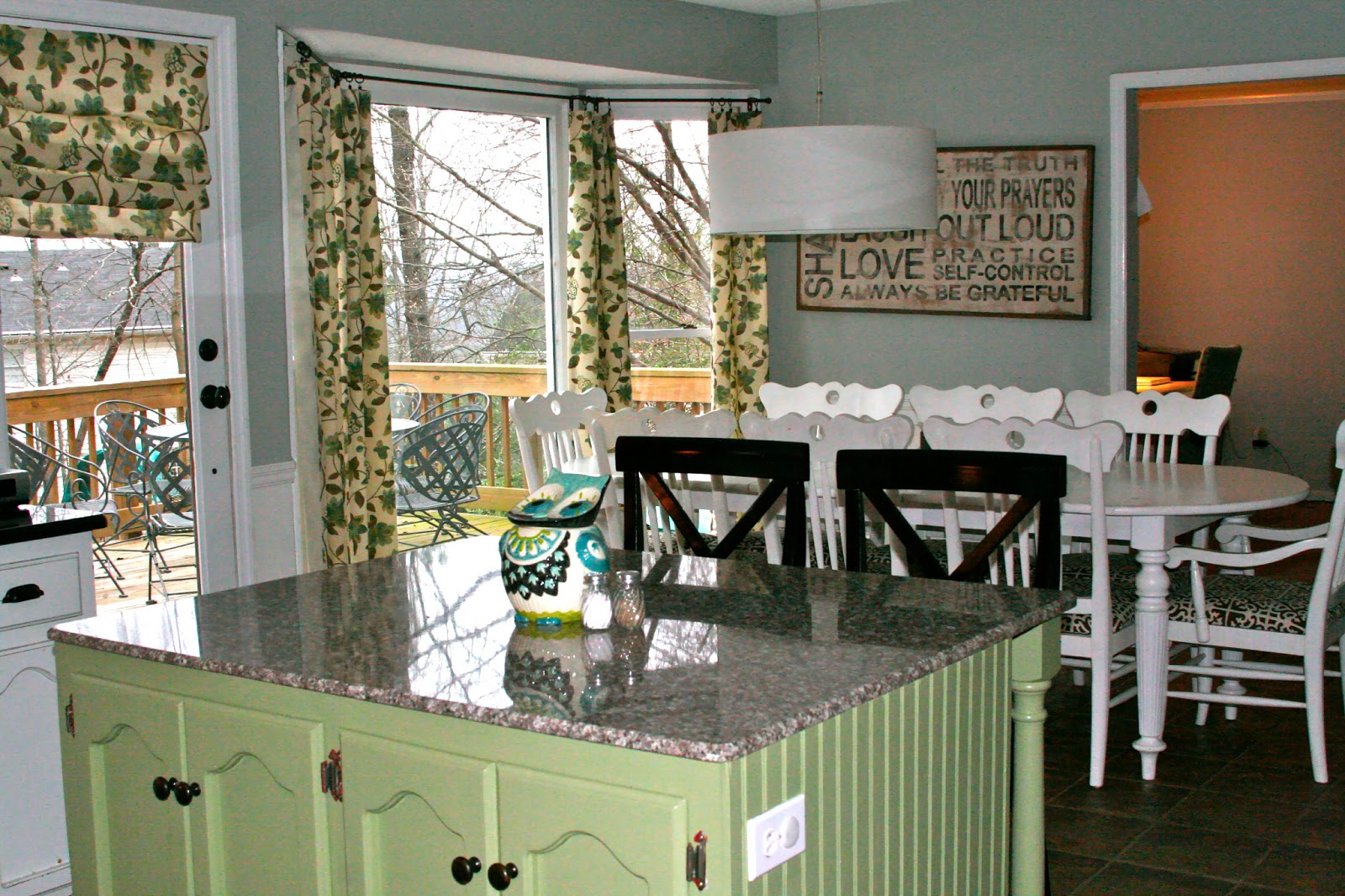 Grass stains our home and do it yourself projects before and after the dining room solutioingenieria Gallery