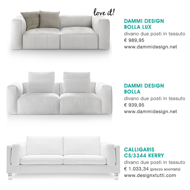 Seaseight design blog sofa design low cost for Divani low cost