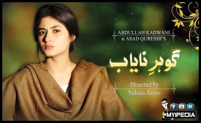 Pakistani TV Drama Gohar E Nayab Episode 8