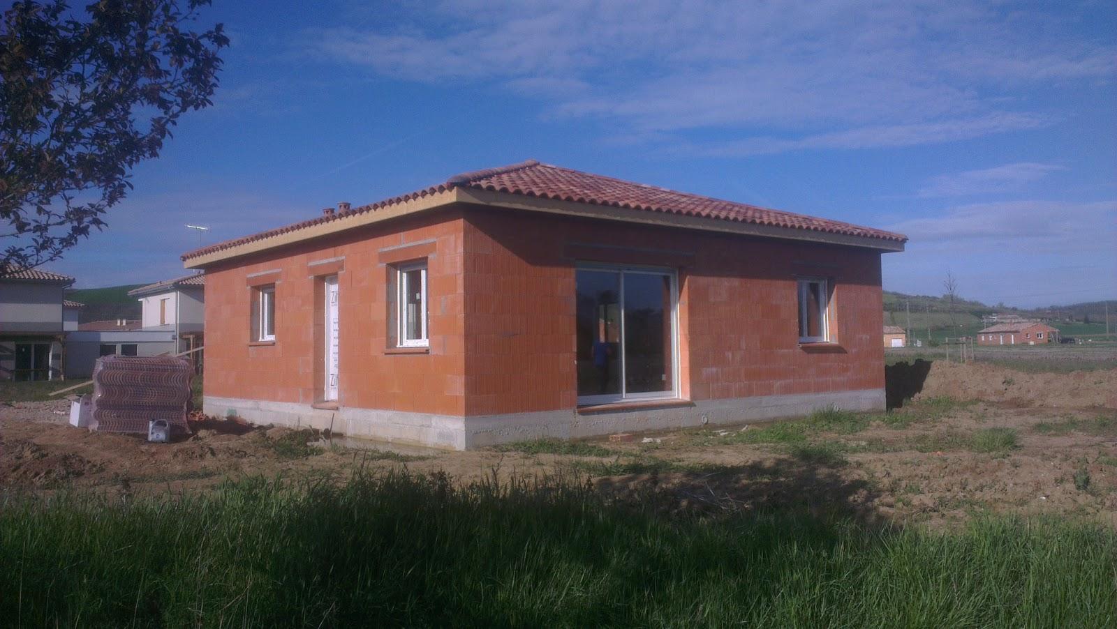 Notre projet de construction bbc avec villa et maison de for Projet de construction maison