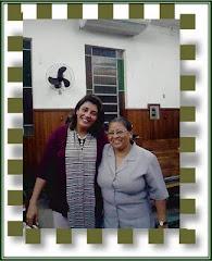 Miss. e Profª. PAULINA FARIA
