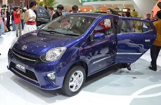 Toyota Agya High-Grade G
