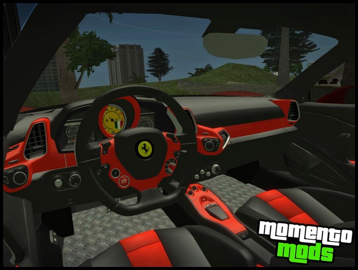 GTA SA - Ferrari 458 Italia Final