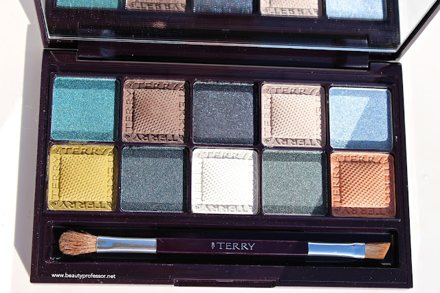 by terry magnet eyes palette swatches