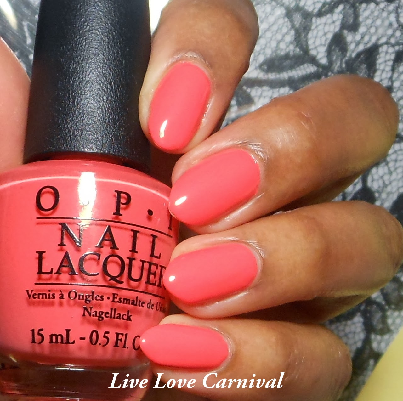 Opi brazil spring and summer 2014 collection swatches and review