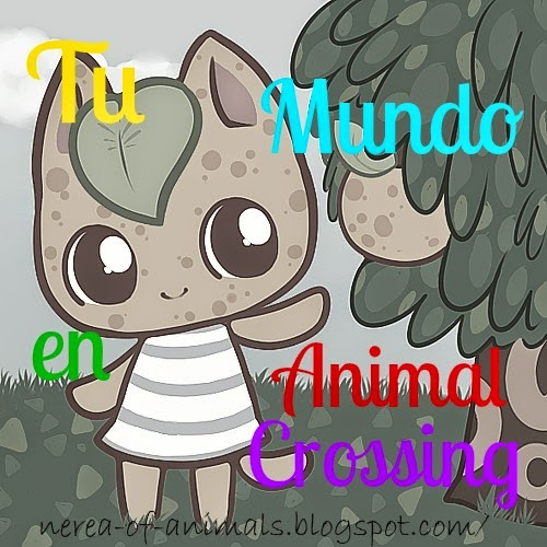 Tu mundo en Animal Crossing