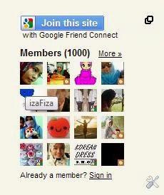 Follower Dah Mencapai Angka 1000
