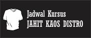 Kursus Jahit Distro