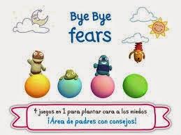 """APP """"BYE, BYE, FEARS"""
