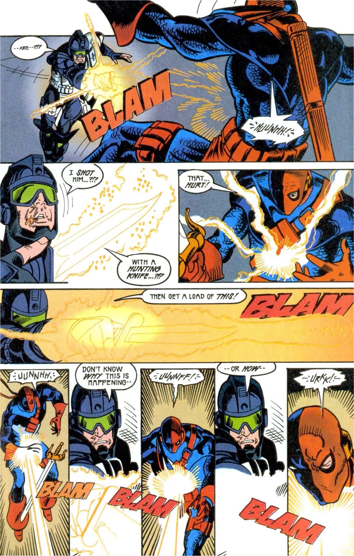 Deathstroke (1991) Annual 2 #2 - English 42