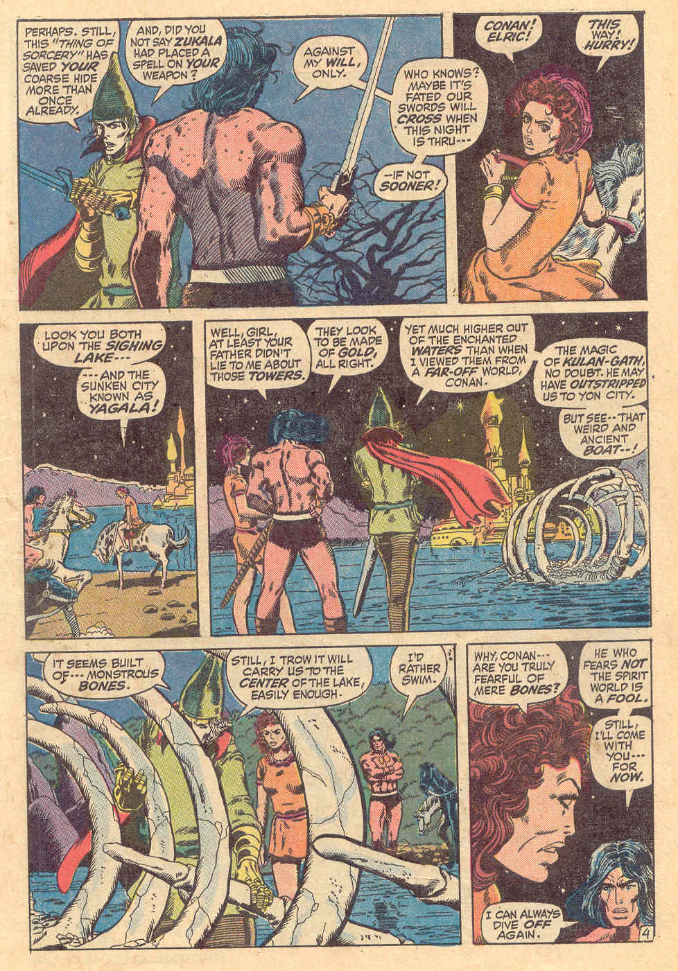 Conan the Barbarian (1970) Issue #15 #27 - English 5