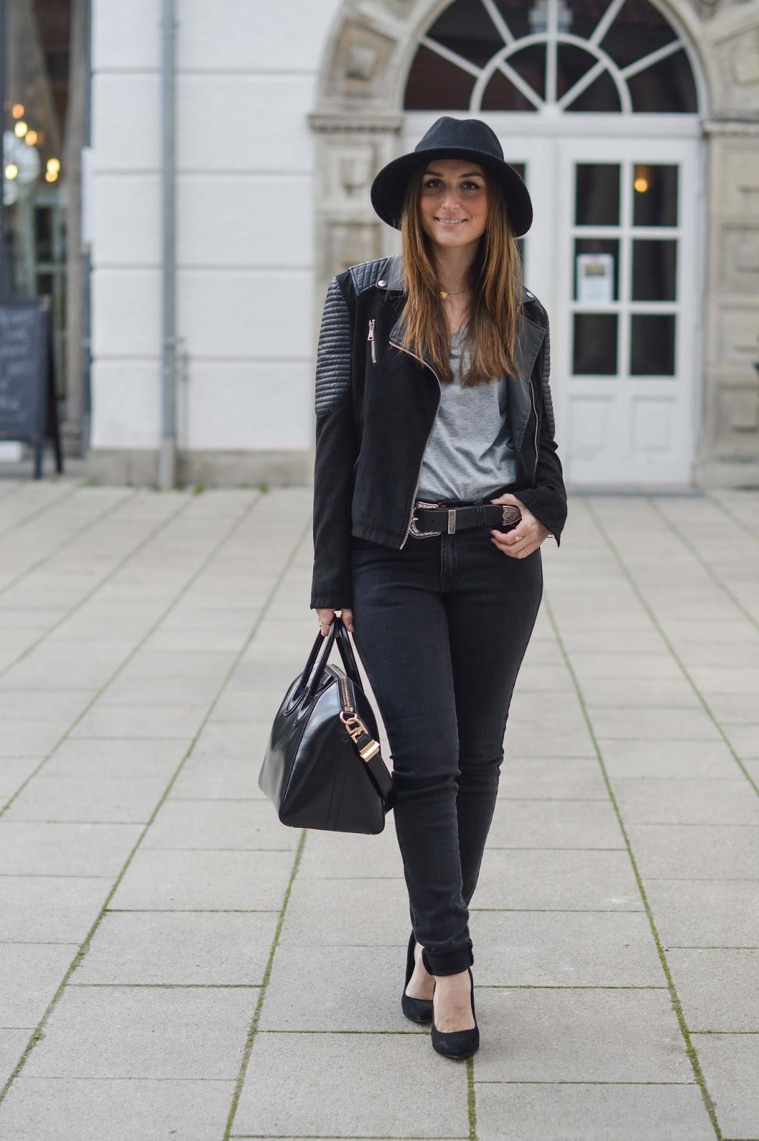 About You - AboutYou - Instyle - Instyle Magazin -Western Gürtel und High Waist Jeans - German Fashionblogger - Deutsche Fashionblogger