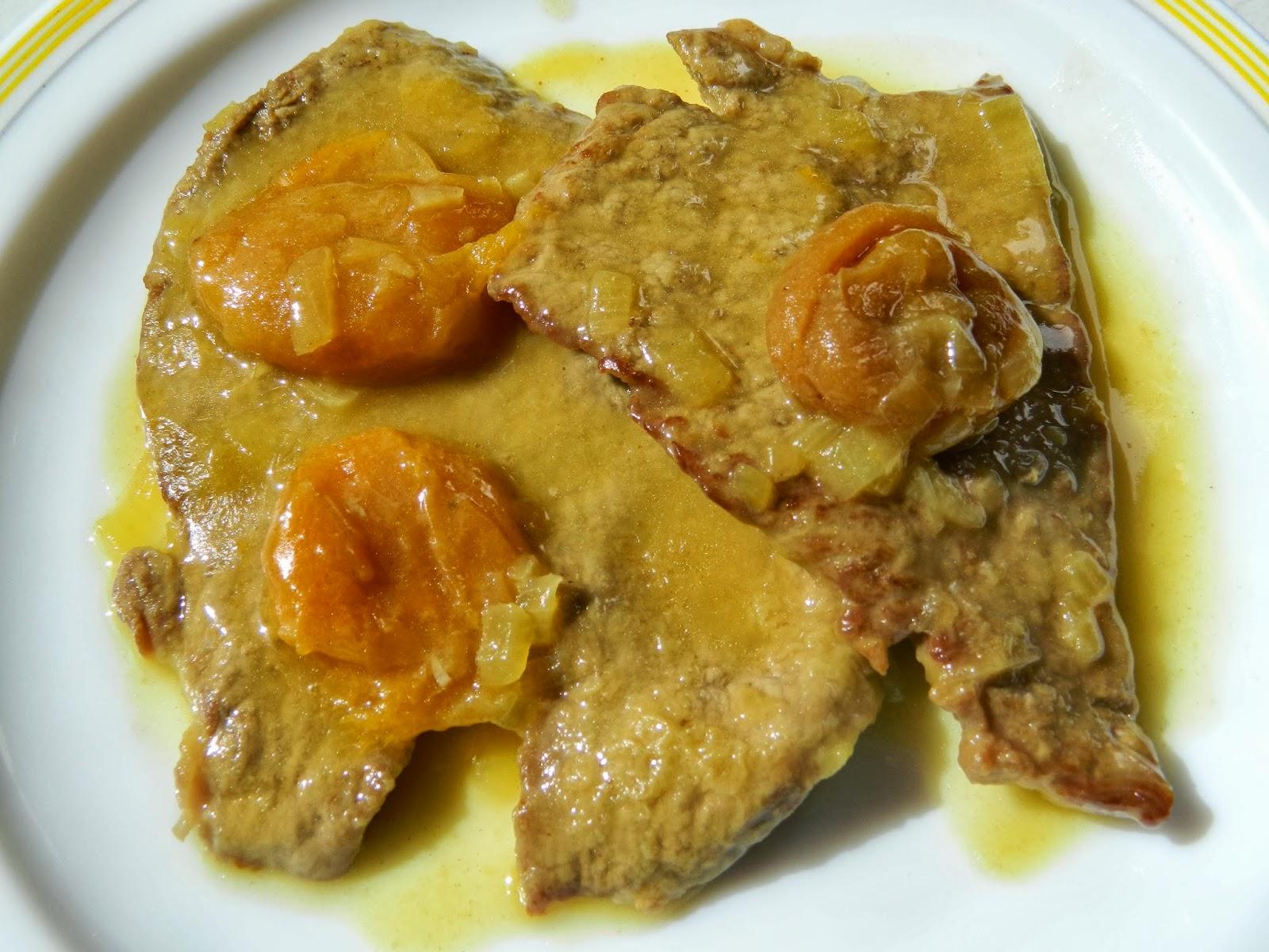 Al gusto de todos filetes de ternera en salsa - Filetes de ternera en salsa de cebolla ...