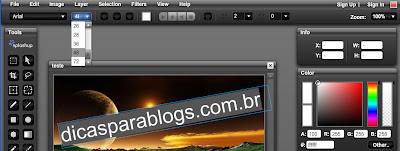 editar fotos online gratis