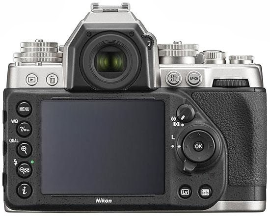 Nikon DF Camera Leaked Photos