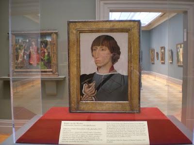 Metropolitan art museum, Van der Weiden, Nueva York, pintura holandesa