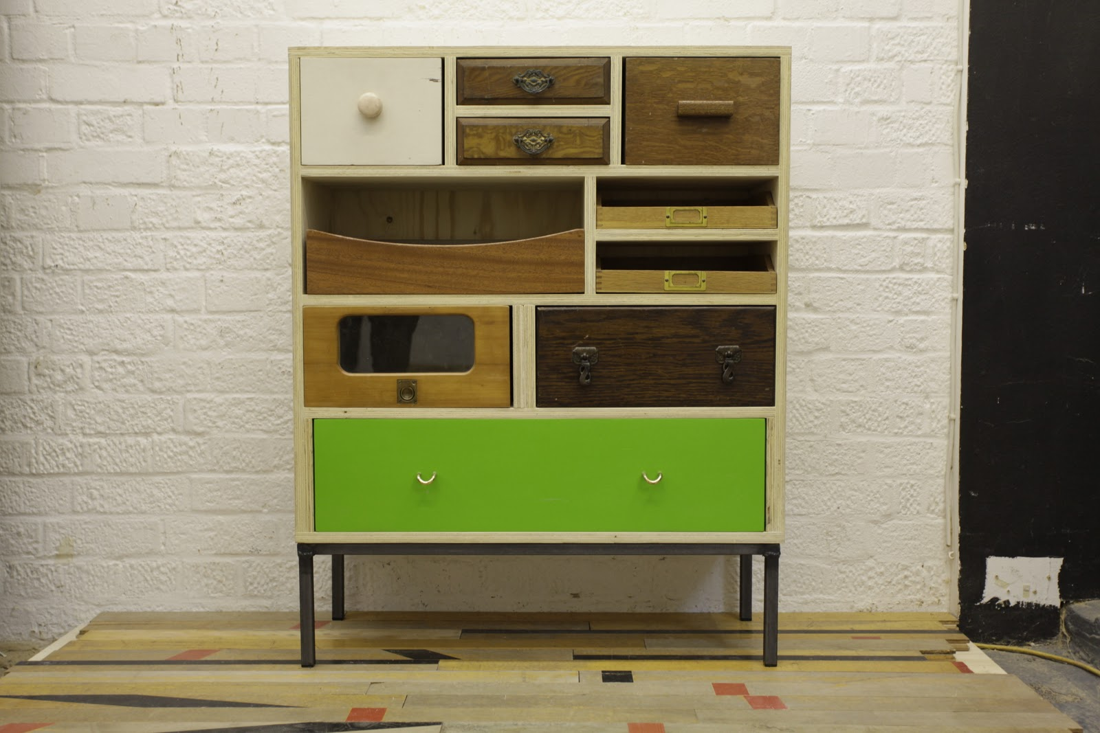 Styling and salvage new furniture for Furniture 60s style
